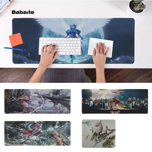 Babaite Non Slip PC Final Fantasy XIII Durable Rubber Mouse Mat Pad Free Shipping Large Mouse Pad Keyboards Mat lightning returns final fantasy xiii ps3