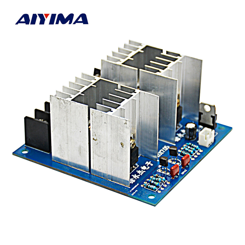 Online Shop Aiyima 12 24v Sg3524 High Power Inverter Driver Board On Images For Using Circuit Diagram Image Dc 12v 600w 1200w Accessory Low Frequency Iron Core Transformer