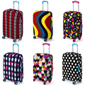 PLEEGA Travel Luggage Suitcase Protective Cover Suitcase Dust Covers Box Sets Travel Apply To 18 To 30 Inch Cases
