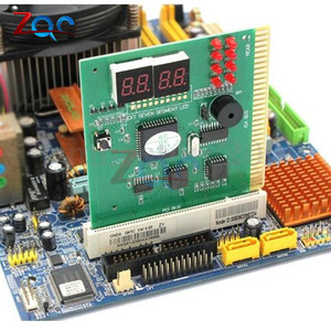 Image 4 - 4 Digit LCD Display PC Analyzer Diagnostic Card Motherboard Post Tester Computer Analysis PCI Card Networking Tools