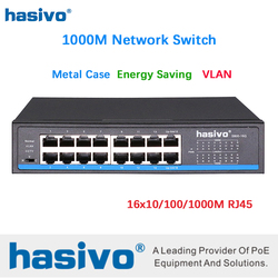 16 Poort RJ45 Alle Gigabit Enthernet Schakelaar Lan Switch Ethernet Switch