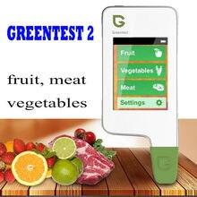 Greentest 2 нитратовый тестер Цифровой Еда нитрат концентрации