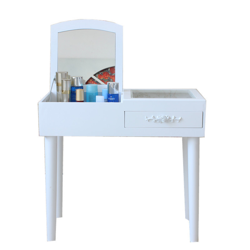 Dormitorio Tocador Schminktisch Toaletka Chambre Vanity Table Dresser European Wood Bedroom Furniture Quarto Korean Penteadeira цена