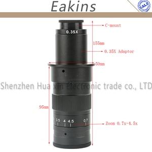 Image 5 - Autofocus Microscope HDMI Camera 1080P 60FPS SONY IMX290 High Speed Image Sensor 120/180X C Mount Lens For PCB Repair Review