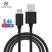 2.4A Micro USB Sync Fast Charge Cable USB-C Data For Hua Wei Samsung Xiaomi Android Mobile Phone usb Charging