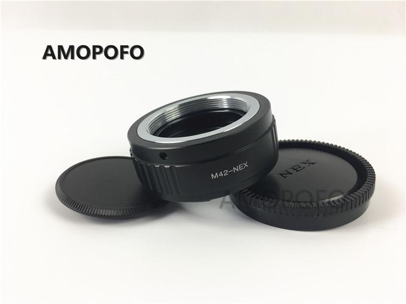 Amopofo M42-NEX fokusa samazināšanas ātruma pastiprinātāja - Kamera un fotoattēls