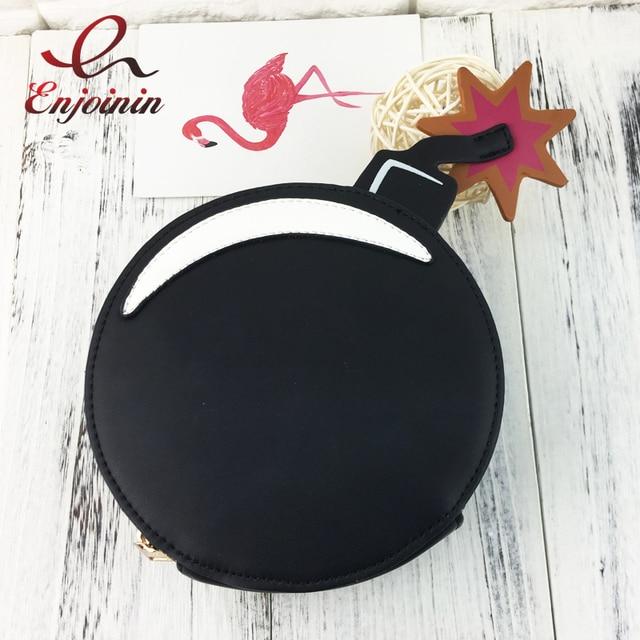 Персонализированные моды круглый симпатичный дизайн повседневная женская сумка сумочка женская кошелек crossbody мини сумка 4 вида цветов