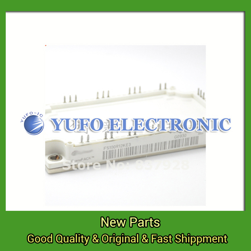 Free Shipping 1PCS  FS100R12KE3 Power Modules original new Special supply Welcome to order YF0617 relay free shipping 1pcs frs300ca50 thyristo r rectifi er power modules supply new original special yf0617 relay