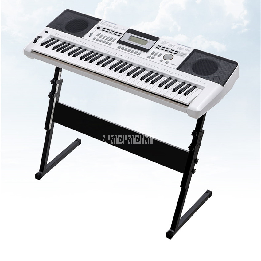 A100S Electronical Piano 61-Key Standard Strength Keyboard Electric Piano For Beginner Electronic Organ For Kindergarten Teacher