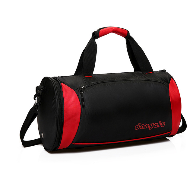 Outdoor Sport Gym Bag Multifunctional Men And Women Fitness Shoulder  Handbag Training Bag Durable Nylon Female 978d4c5211aa1