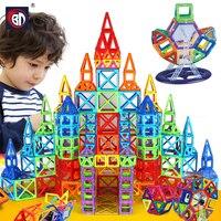 252pcs Mini Magnetic Designer Construction Set 3D Model Building Toy Creative Magnetic Blocks Educational Toys For