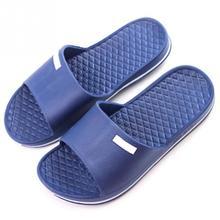 f0de3fb893cb0 Mens Slip On Sport Slide Sandals Flip Flop Shower Shoes Beach Slippers  Comfort Flat House Pool