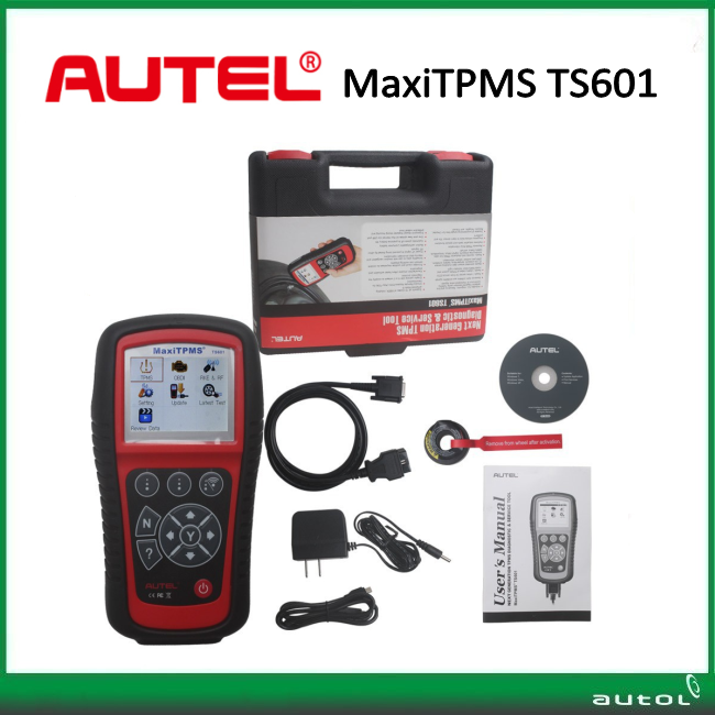 Original Autel font b TPMS b font Diagnostic and Service Tool One year free update on