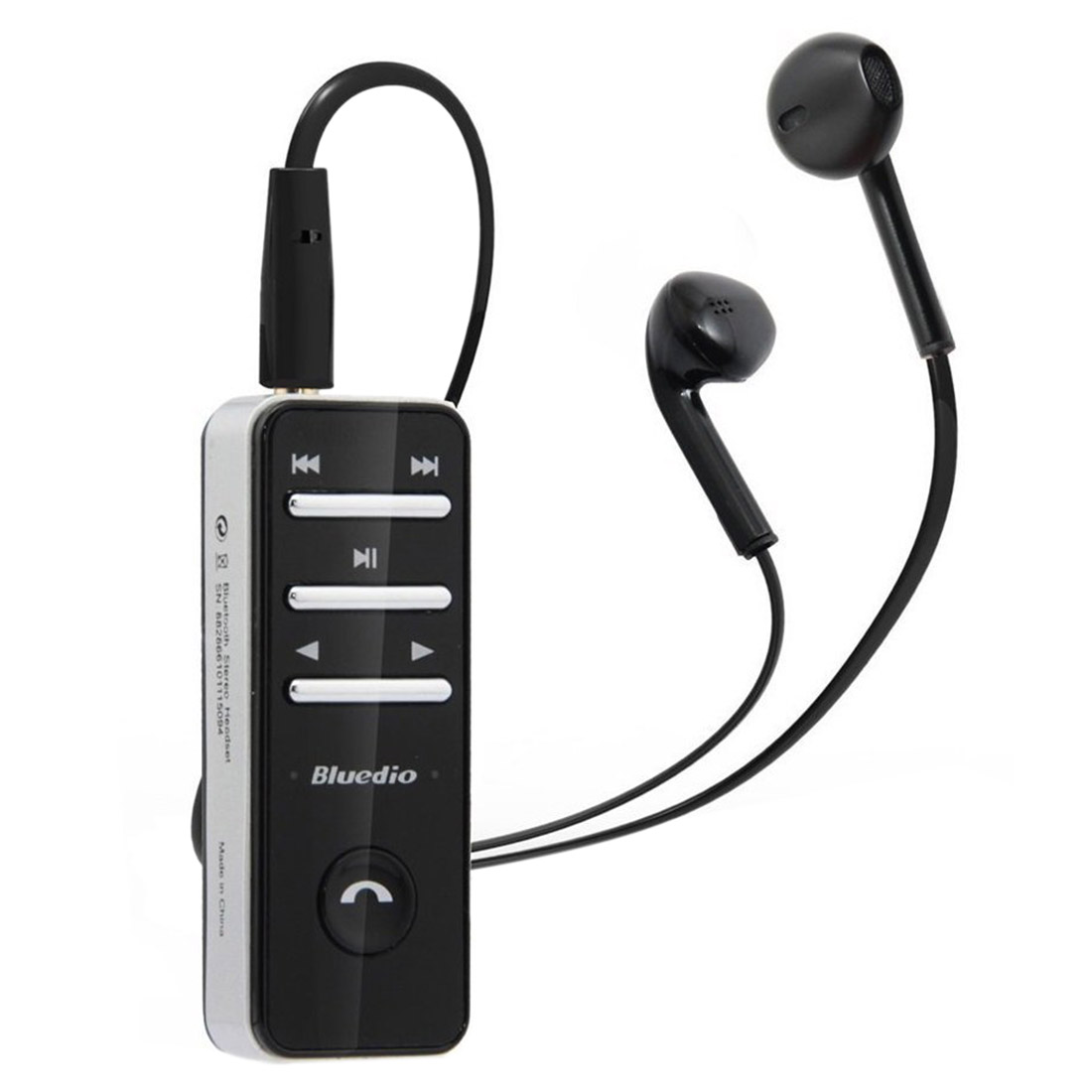 Bluedio i4 Universal Bluetooth v3.0 stereo in-ear Headphone for iPhone Samsung Android
