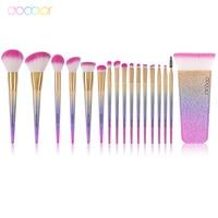 Docolor New Professional Fantasy Makeup Brushes Synthetic Bristles Contour Brush Blending Make UP Brushes Cosmetics Tool