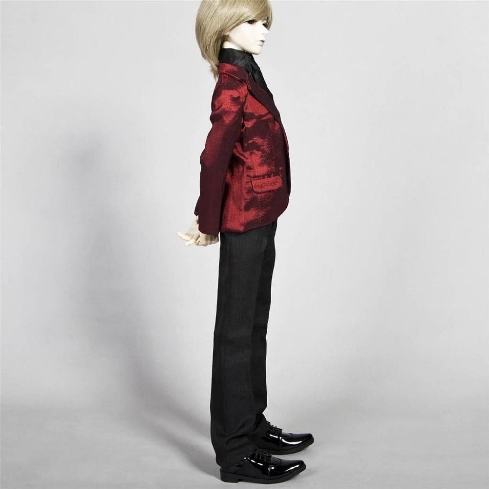 [Wamami] 507# красная деловая официальная одежда/костюмы/наряд 1/3 СД DOD BJD для мальчиков Dollfie