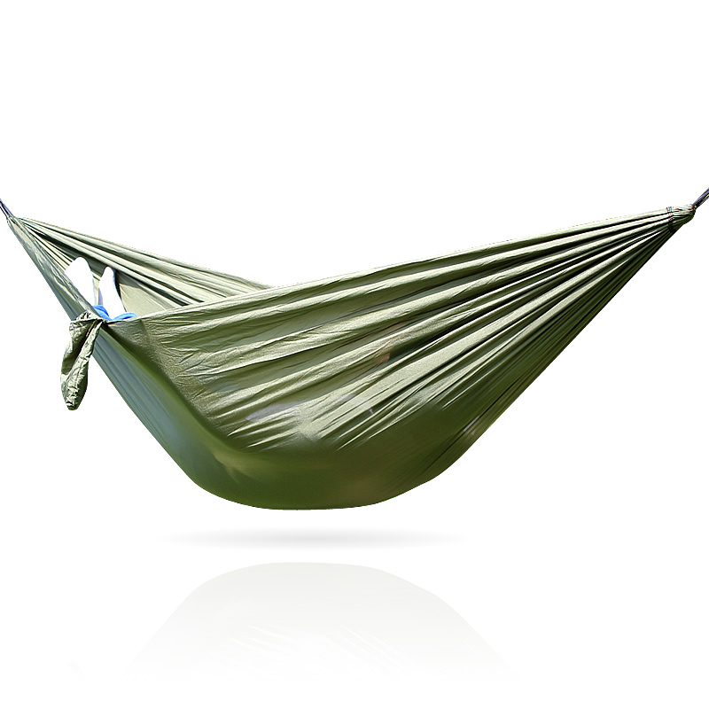 260x130cm Portable High Strength Parachute Fabric 260*140CM Cloth Hammocks
