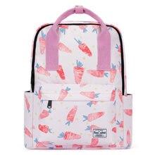 Водонепроницаемый женский школьный рюкзак preepy для девочек