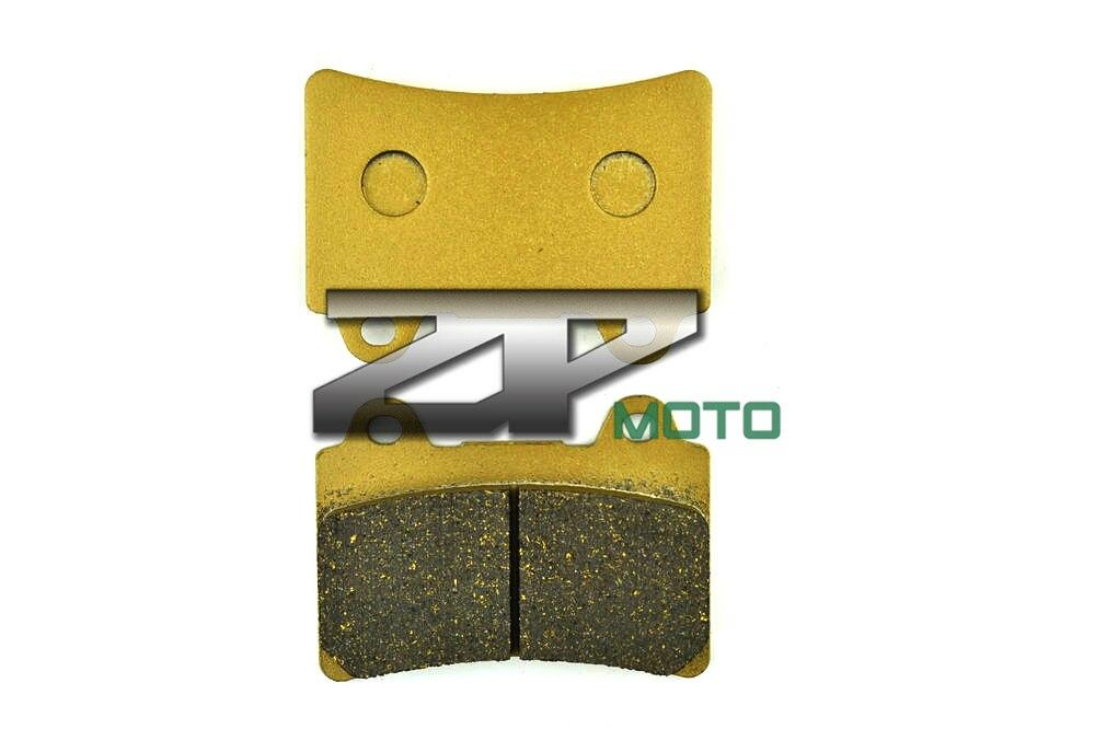 85da89cca Organic Kevlar Brake Pads For XVZ 1300 Royal Star Venture 99-07 XVZ 1300  Royal Star Midnight Venture 02-07 Rear New High Quality