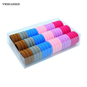 YWHUANSEN Elastic Hair Bands Hair Accessories children Gum