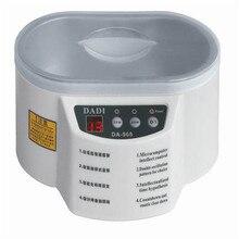 30 W/50 W Mini Ultrasonik Temizleyici Banyo Cleanning için Takı Izle Gözlük Devre Limpiador Ultrasonico