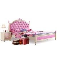 De Madera детская кроватка Hochbett Dla Dzieci Mebles Yatak Odasi Mobilya мебель для спальни Cama Infantil деревянная Muebles детская кровать