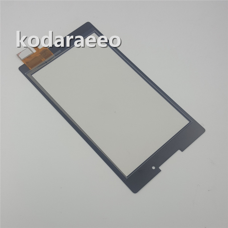 kodaraeeo For Lenovo Tab 2 A7-30 A7-30DC A7-30HC A7-30TC Replacement Front Glass Outer Glass Lens Panel 7-inch Black for lenovo tab2 a7 30tc a7 30hc outer screen glass touch screen lcd touch screen assembly