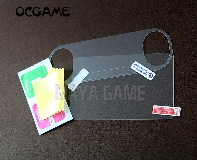 Закаленное стекло OCGAME для передней и задней панели, прозрачная защитная пленка, защитная пленка для PlayStation Psv ita PS Vita PSV 2000