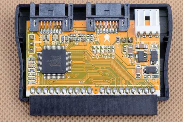 40pin IDE to SATA Converter SATA to 3 5