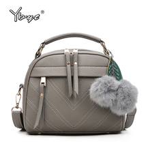 YBYT new fashion women striped messenger bag luxury handbags women bags designer PU leather female shoulder bags bolsas feminina