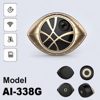 Golden Version Super Mini Portable Magnetic WiFi Security DVR Camera Motion Detection Magnetic Bracket Universal Installation