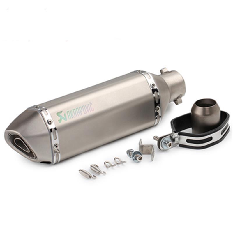 51MM motorcycle akrapovic Exhaust Muffler Exhaust Escape FOR Kawasaki yamaha honda BMW S1000RR