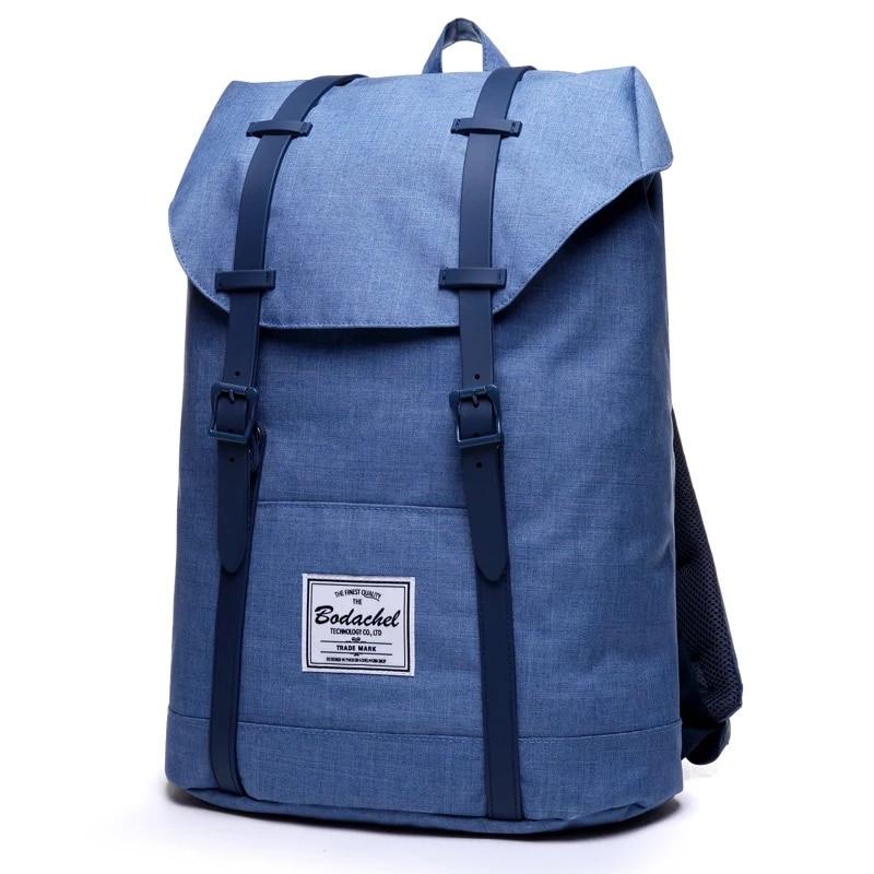 2017 Famous Brand Backpacks For Teenager Laptop Bagpack Oxford Rucksack High School Bags Bookbags Men Travel Bag 21L