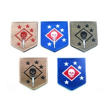 the patches tactical USMC/the
