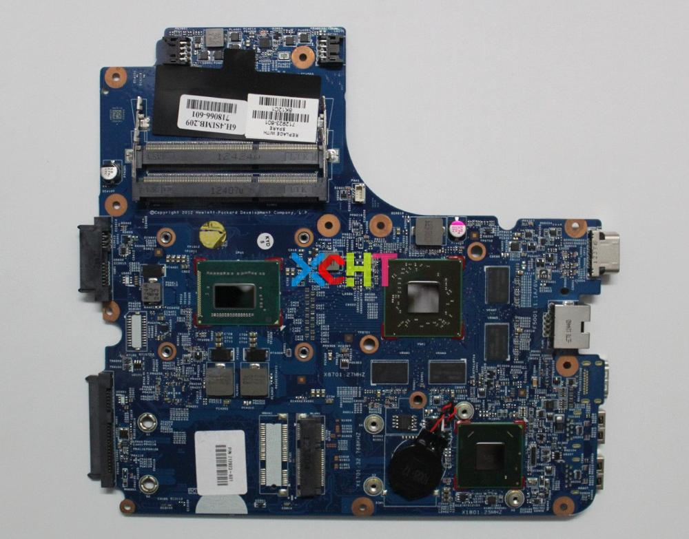 XCHT for HP ProBook 4441S 4540S  712923-601 I3-3110M 216-0833002 7650M/1GB Laptop Motherboard Tested & working perfectXCHT for HP ProBook 4441S 4540S  712923-601 I3-3110M 216-0833002 7650M/1GB Laptop Motherboard Tested & working perfect