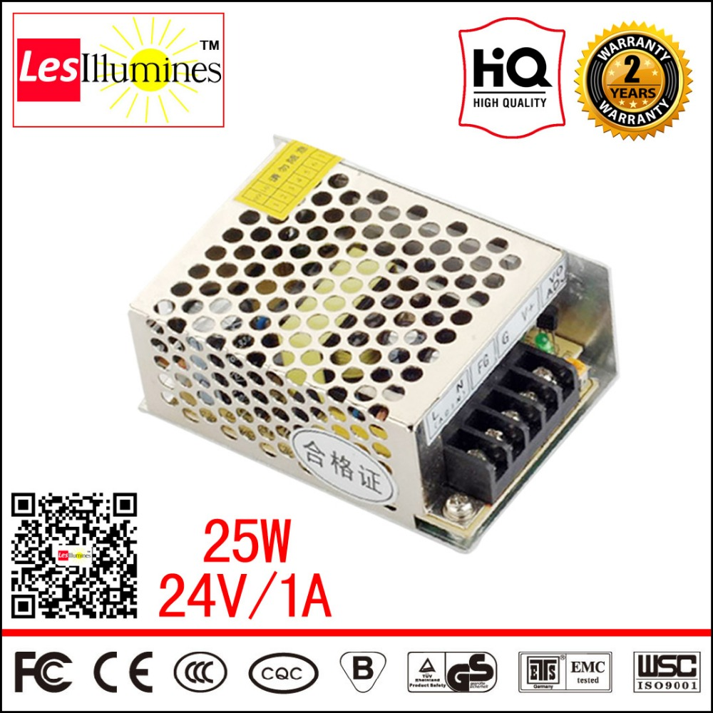 S-25-24 24V 220V AC Voltage Regulator 24 V Adapter AC/DC 24VDC Linear LED Driver Switch CE 25W Switching 24V 1A Power Supply s 60 12 nes 12v 5 amp led strip driver adapter ac dc transformer psu voltage regulator 12 v 60w switch 12v power supply 5a
