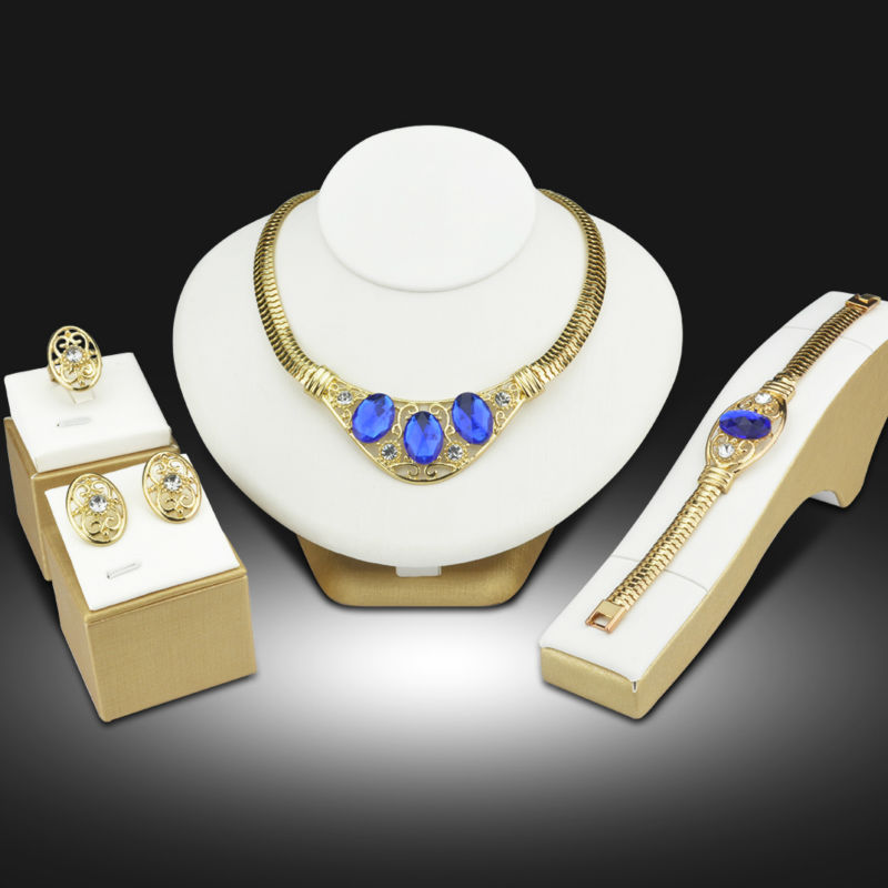Schmuck Bijoux Jewellery Turkish Women Jewelry Sets Dubai Gold Color Nigerian Wedding African Beads Jewelry Set Sieraden Sets