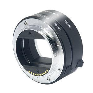 Image 2 - Meike Messa A Fuoco Automatica Macro Tubo di Prolunga Anello Adattatore per Sony E mount NEX3 NEX 5 NEX 7 NEX 6 A7 A7II A7III A6000 a6300 A6400