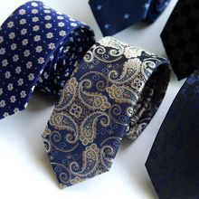 necktie gifts for men ties designers fashion jacquard Stripe