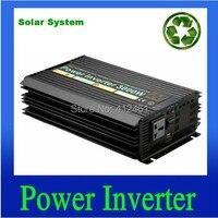 Best Inverter 3000W Pure Sine Wave Inverter 12V To 220V For Wind And Solar Energy