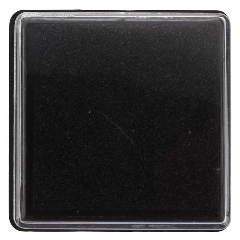 Stamp pad ink pad wedding letter document Black