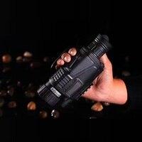 Outdoor 5X42 Monocular Telescope Infrared Telescope Digital Eyepiece Night Equipment