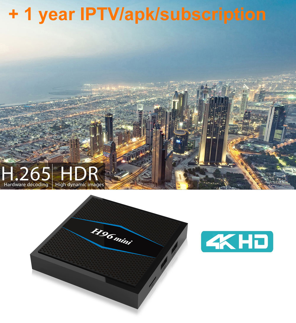 Aliexpress Com Buy 2018 Latest H96 Mini 2 16g With 1year