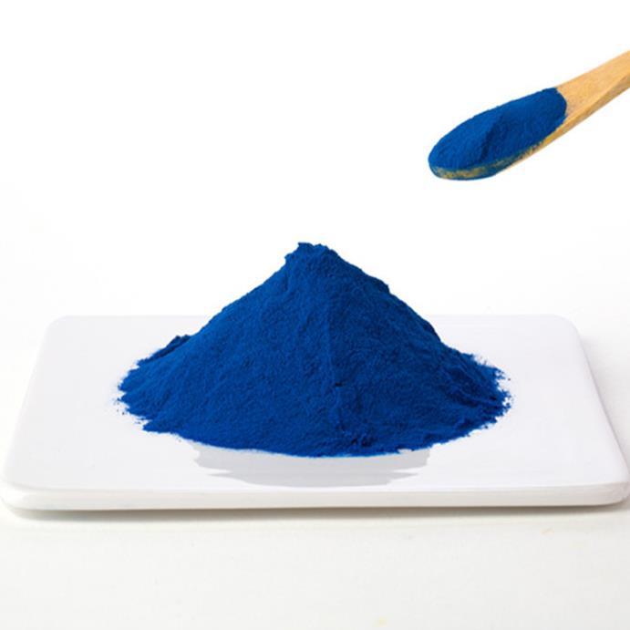 Natural Organic Blue Spirolina Coloring Powder