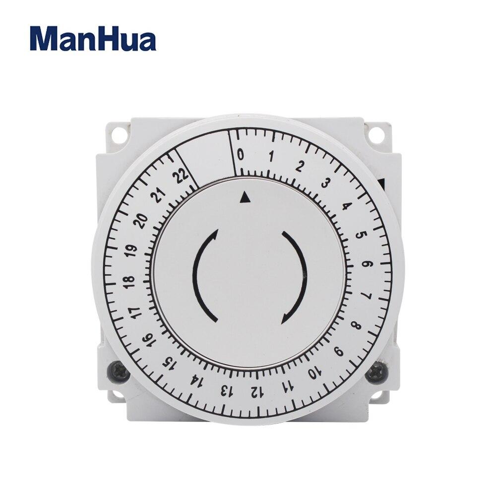 Logisch Manhua Gt-01a 220 V 16a Buchse Timer Schalter Stecker-in 22 Stunden Programmierbare Mechanische Mini Timer Schalter Messung Und Analyse Instrumente Werkzeuge