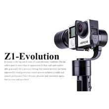 Zhiyun Z1-EVOLUTION EVO3 Axis Handheld Stabilizer Brushless Gimbal for Gopro Hero 4 Xiaomi Yi SJ4000 SJ7000 SJ8000 Action Camera