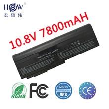 7800mAH Laptop Battery for Asus N61J N61D N61V N61VG N61JA N61JV N53 A32-M50 M50s N53S N53SV A32-M50 A32-N61 A32-X64 A33-M50 5200 мач аккумулятор для ноутбука asus n53 m50s n53s n53sv a32 m50 a32 n61 a32 x64 a33 m50 аккумулятор