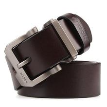 cowskin leather designer Quality with silver buckle Jeans belt tmallfs men heavy duty luxury strap big size XXL long 140 150
