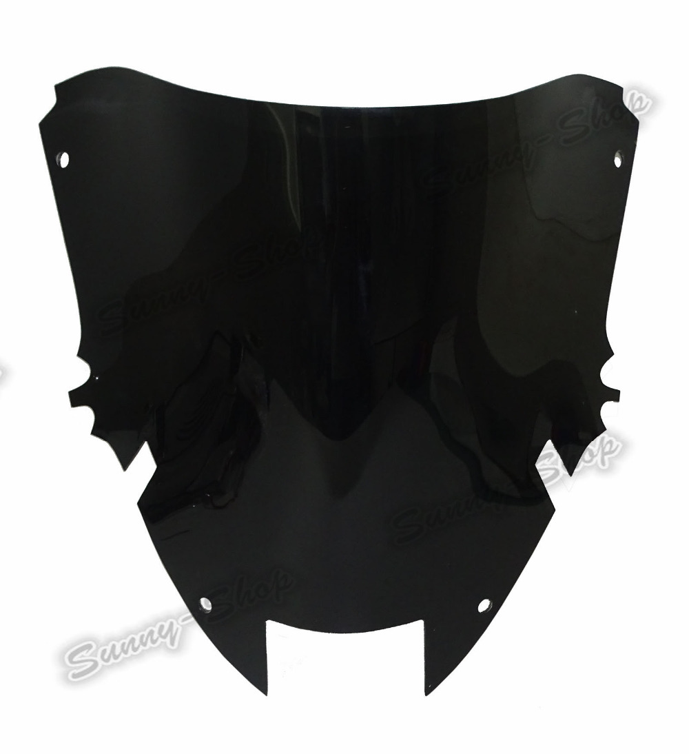 Motorcycle Standard Windscreen Windshield Shield Screen For HONDA Super Hawk Firestorm VTR1000F VTR1000 1997 1998 1999