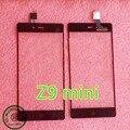 Высокое качество черный сенсорный экран планшета для ZTE нубии Z9 мини NX511J мобильный телефон датчик внешний стеклянная панель замена